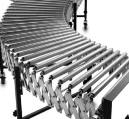 FLEXIBLE ACCORDION CONVEYORS